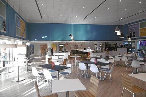 Project Design - Restaurant