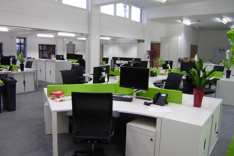 Project Design - Office Refurbishment